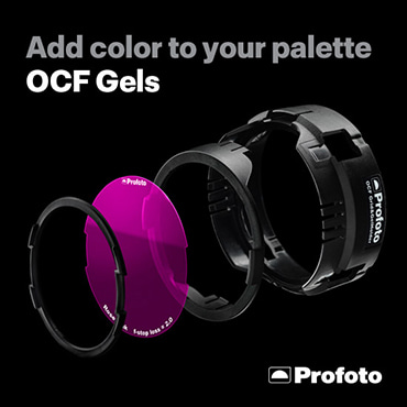 [Profoto] OCF Color Gel Kit/ 컬러젤필터